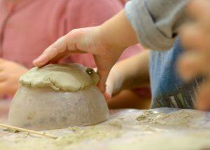 warsztaty ceramiczne/autorka: Anna Sośniak